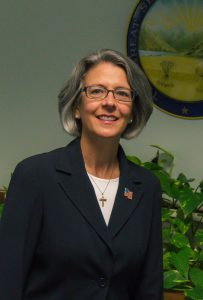 Image of Jeannie M. Zurmehly